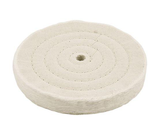 Disco de pano costurado